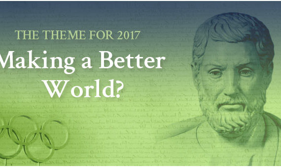 NHC 2017 theme - Making a Better world?