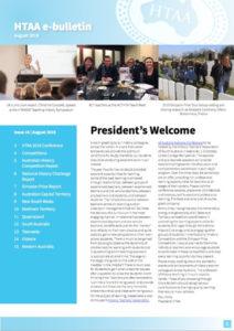 e-Bulletin August 2019