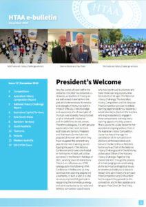 e-Bulletin December 2020